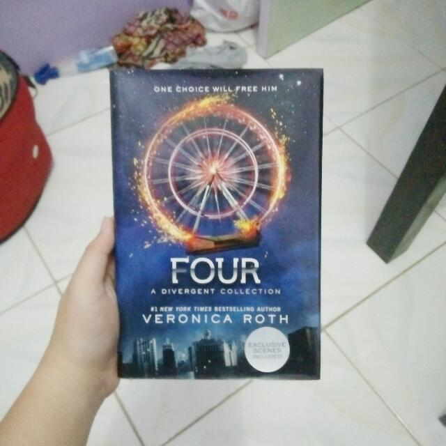 Hardbound Four by Veronica Roth
