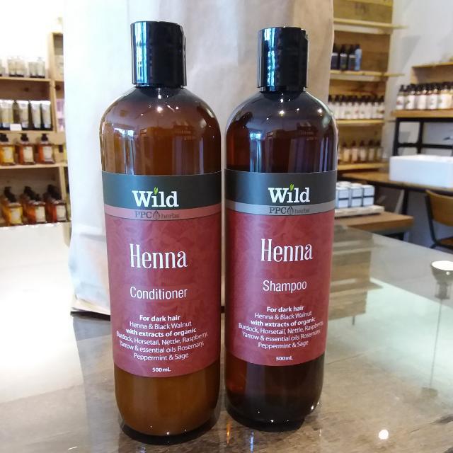 Henna Shampoo Henna Conditioner Health Beauty Hair Care On Carousell