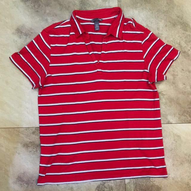 H&M Polo shirt (buttonless)