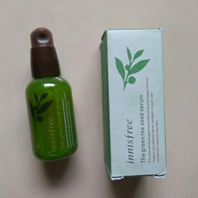 Innisfree Greentea Seed Serum