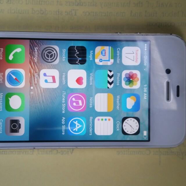 Iphone 4s 16gb openline via rsim