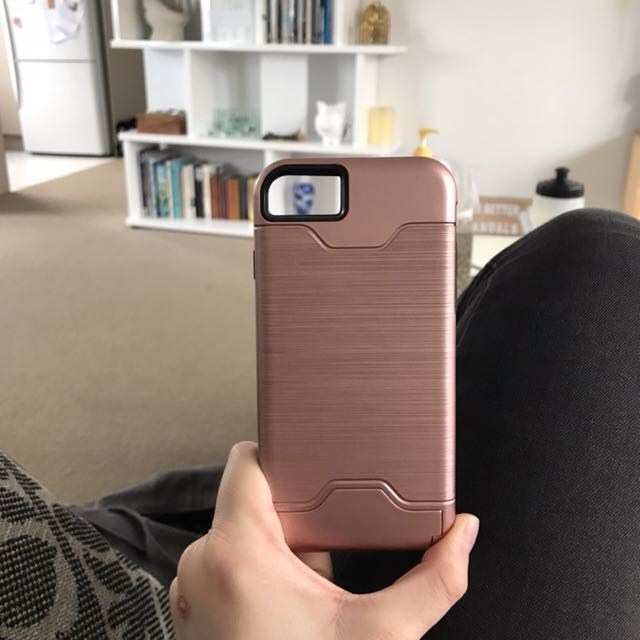 IPhone 6/6s/7 Case with Card Holder