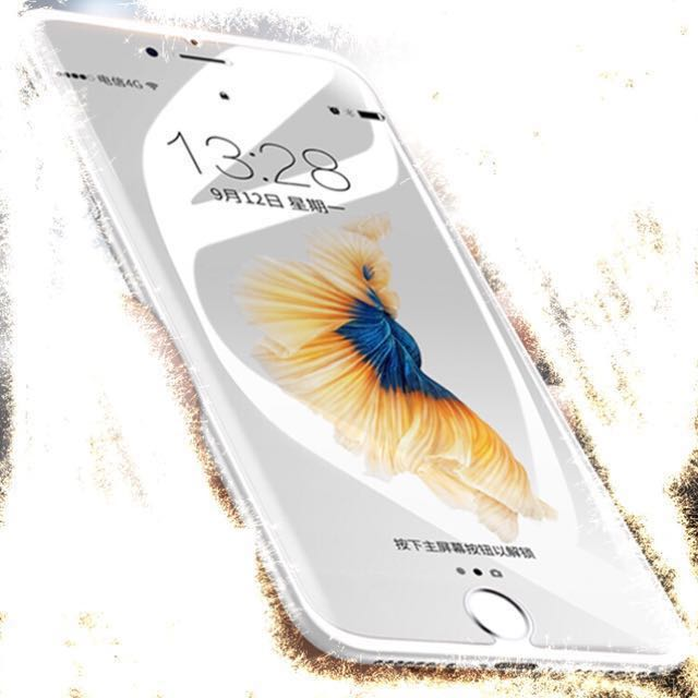 iPhone 鋼化保護貼
