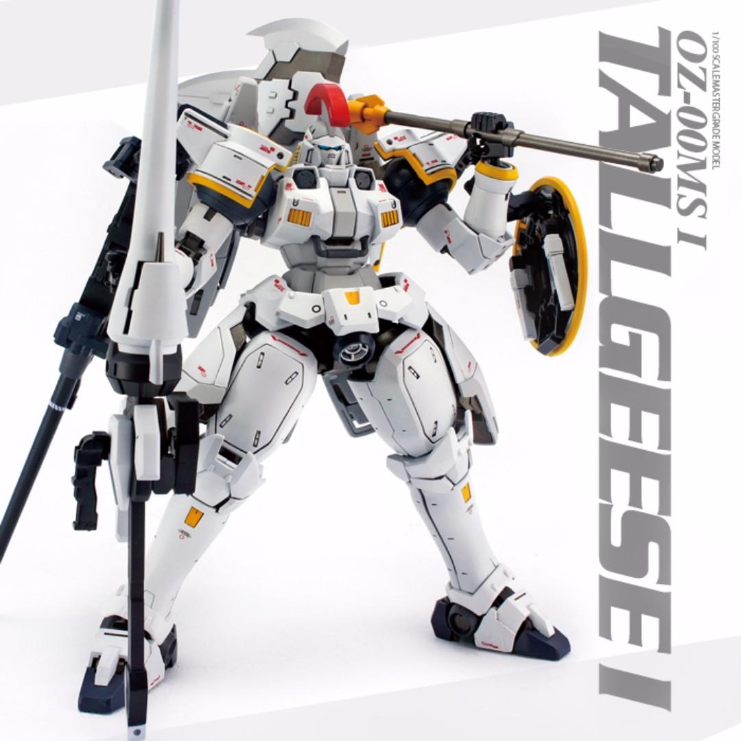 J 絕版 現貨 免運 托爾吉斯 T1 附特典 巨斧 水貼 鋼彈 模型 W OZ 龍桃子 大班