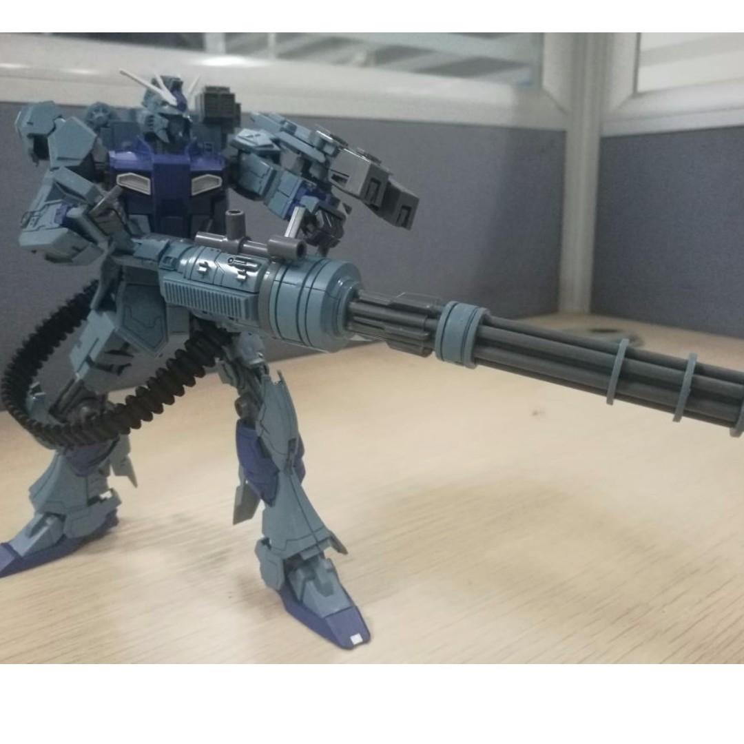 J 模魂真悟 陸戰型 海牛 RX-93 陸戰型 NU 鋼彈 MC 卡牛 HG 1/144