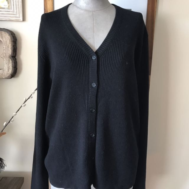 J Crew sweater: size XL