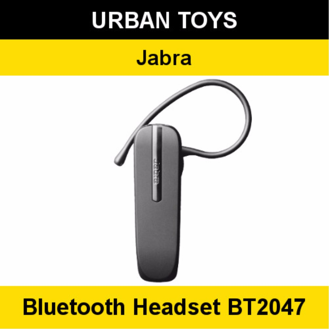 3d5c6098106 Jabra Bluetooth Headset BT2047 / Singapore Seller / 2 Years Warranty ...