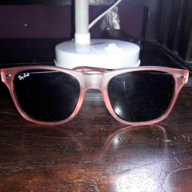 Kaca Mata Pink