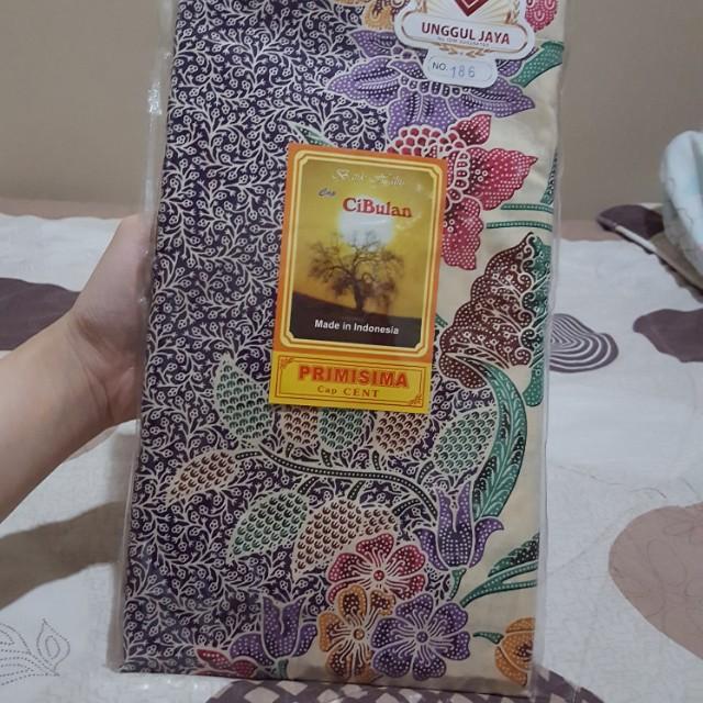Kain Batik Primisima