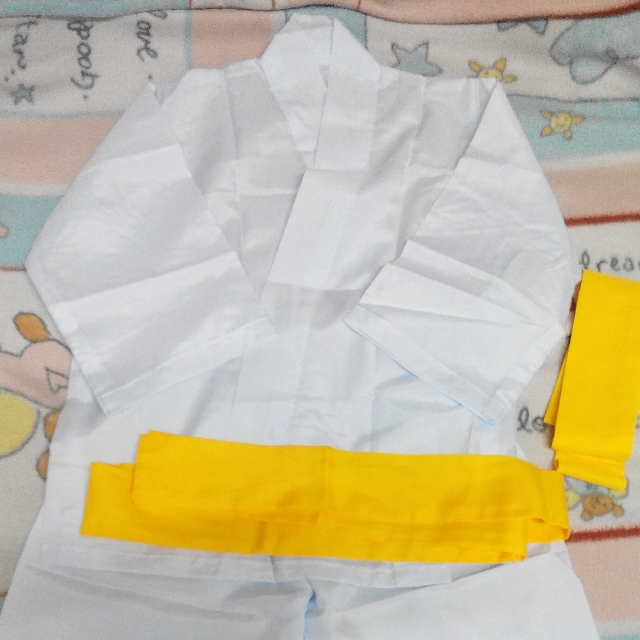 Karate Costume For Kids