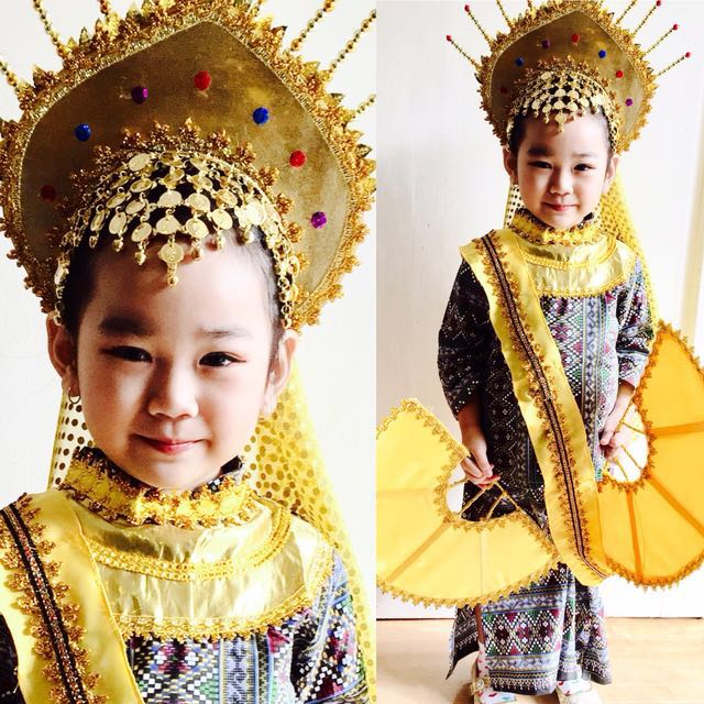 photo photo photo  sc 1 st  Carousell & Kids National Costume #kidscostume Babies u0026 Kids Girlu0027s Apparel on ...