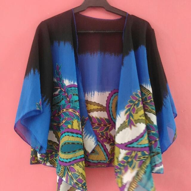 2 Kimono top