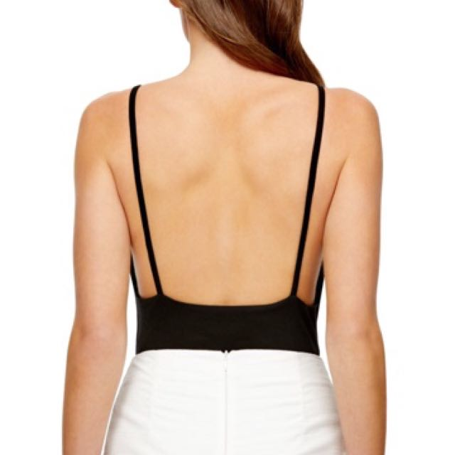 Kookai low back bodysuit