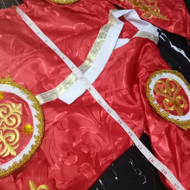 Korea Costume UNited Nation king costume