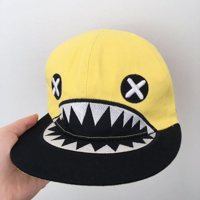 Korean Monster Cap