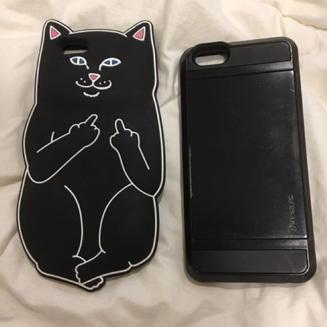 Lord Nermal and Verus iPhone 6s cases