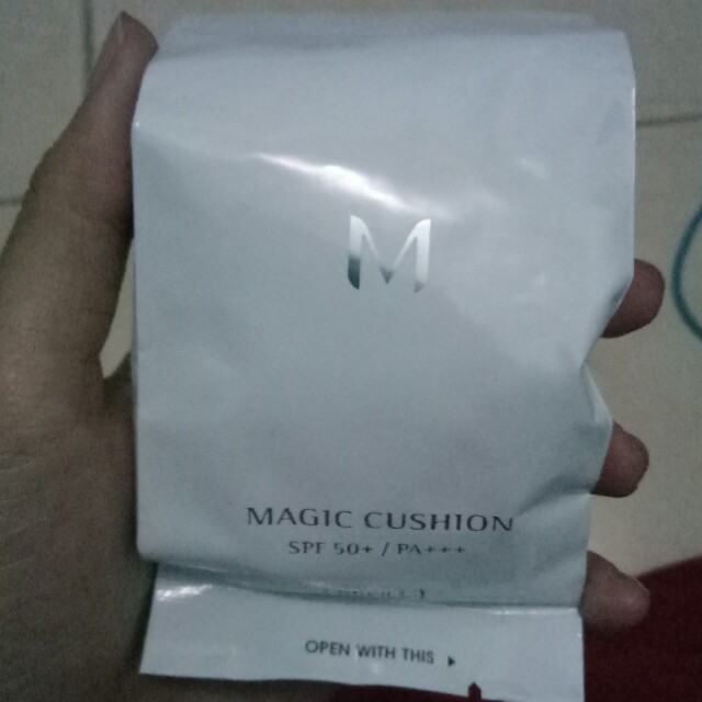Magic cushion Missha (refill)