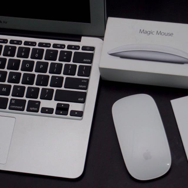 Magic mouse apple 2