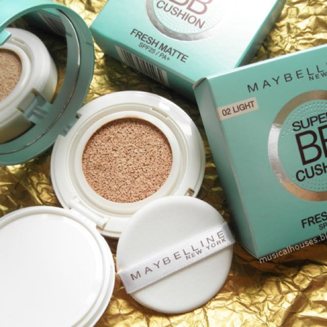 Maybelline BB cushion shade natural