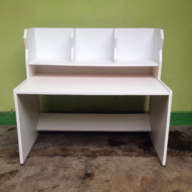Meja Belajar Anak Custom Home Furniture On Carousell