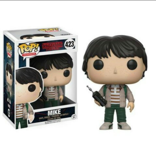 MIKE WILL LUCAS DUSTIN BARB NANCY STRANGER THINGS FUNKO POP