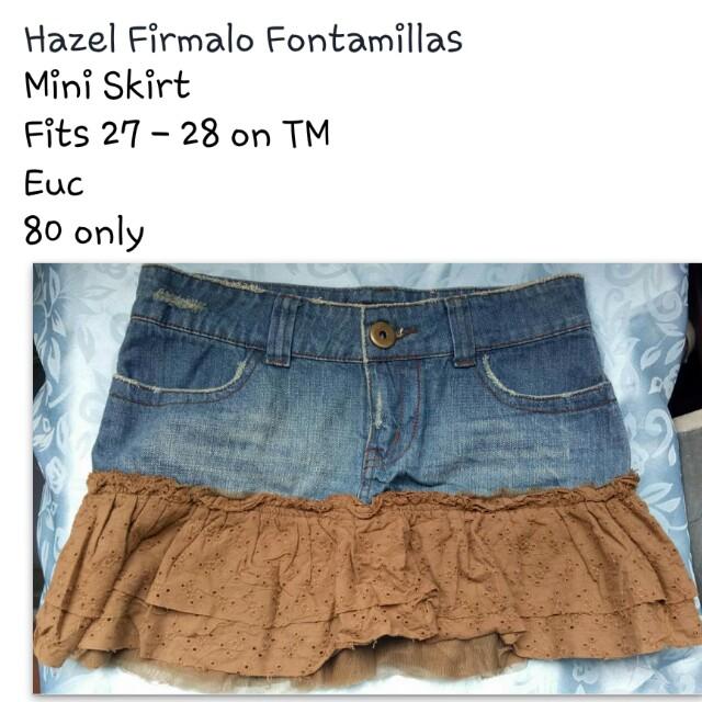 Sale.....Mini Skirt