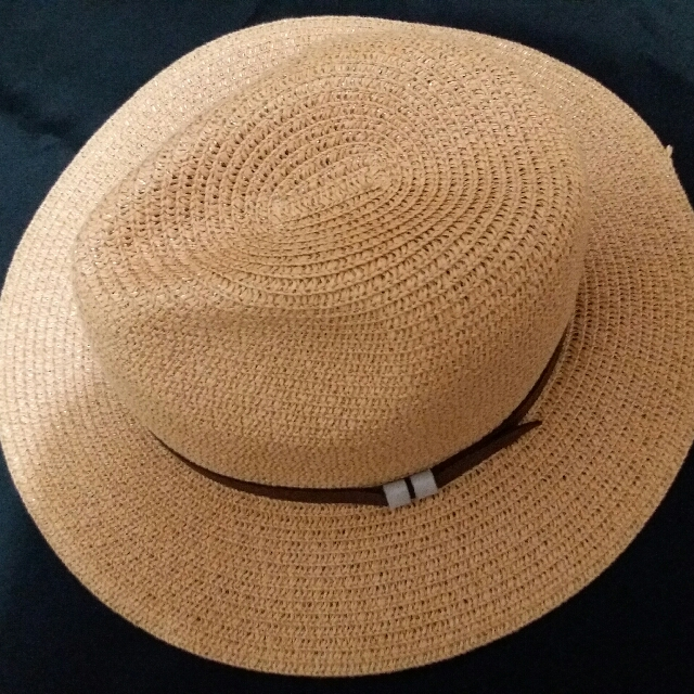 0d113ea1d52 MINISO Simple Straw Hat