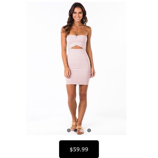 Mooloola Daphne Dress Size 6
