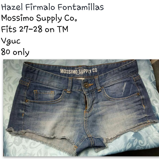 Sale.....Mossimo Supply Co. Short
