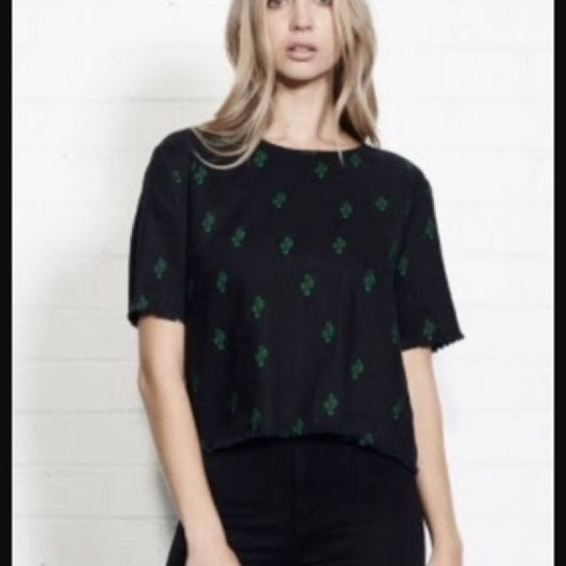 Nana Judy Lucy Cactus Top Size L