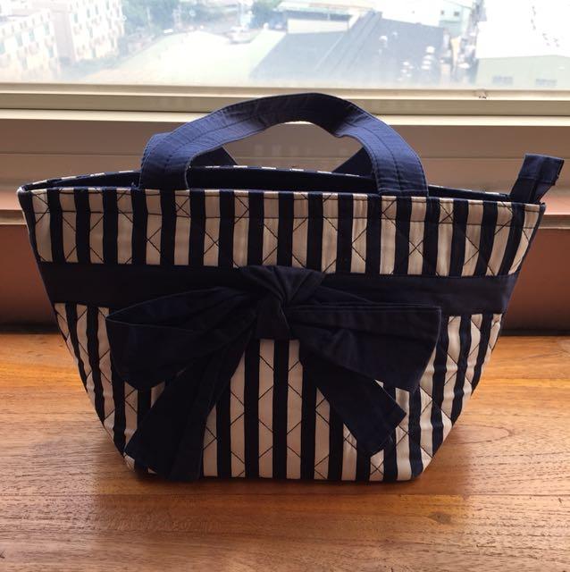 Naraya海軍風 手提包