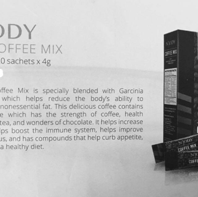NBody Coffee Mix