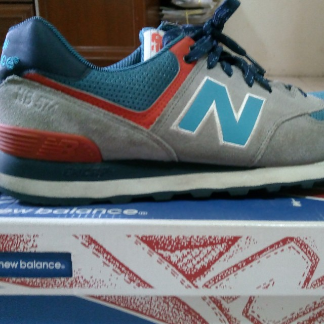 competitive price cf68a be631 New Balance 574 OUT EAST PACK