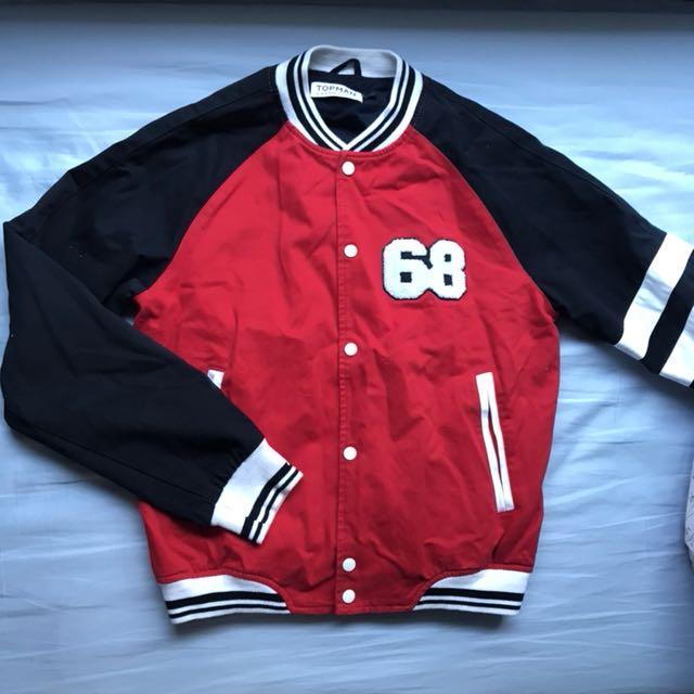 NEW TOPMAN Jacket