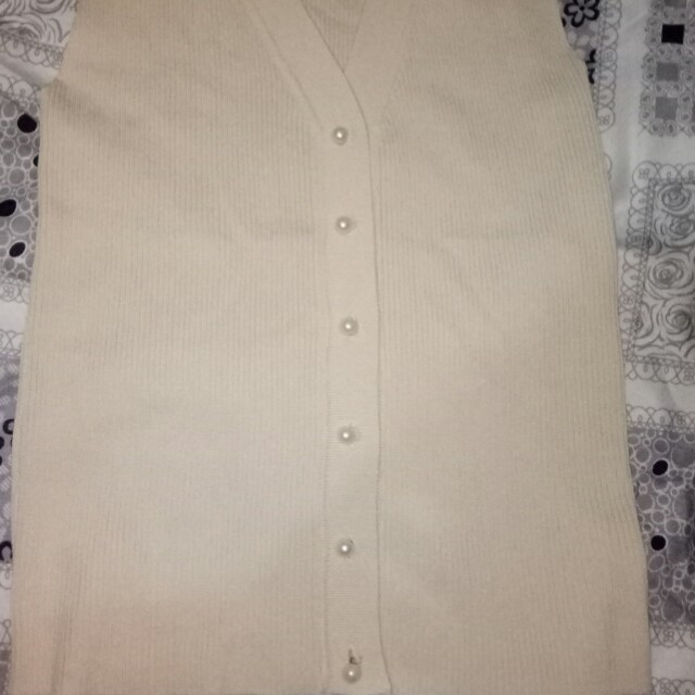 Nude knitted fabric