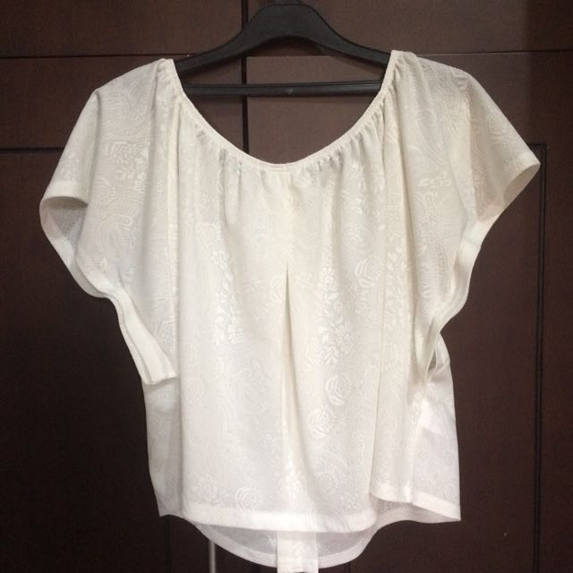 Offshoulder blouse by Newlook