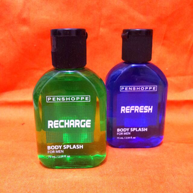 Penshoppe Body Splash (Recharge Or Refresh)