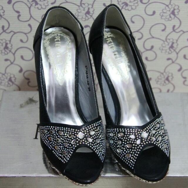 Peter keiza heels, baru, no cacat