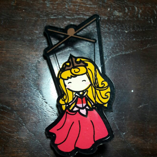 Pin Princess Aurora Disney