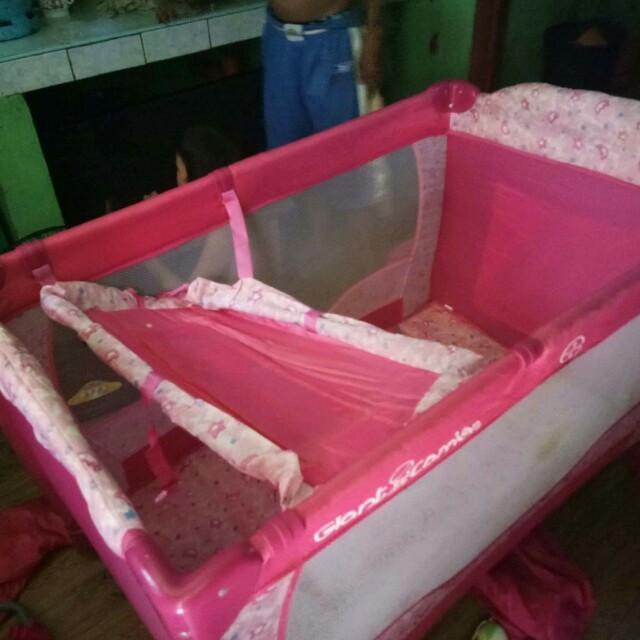 Playpen Crib