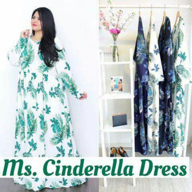 Plus Size Cinderella Dress ( Pre-Order / PO Dateline : 30th October ...