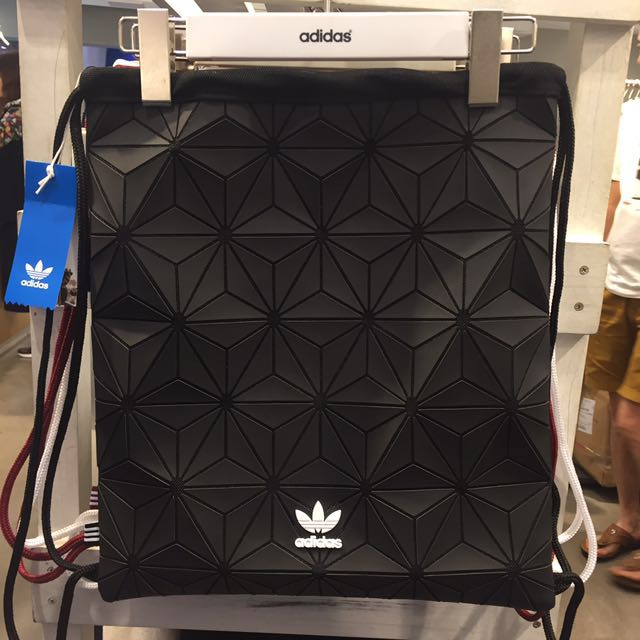 d75a3a3eb369 PO BN Authentic Adidas x Issey Miyake Drawstring Backpack