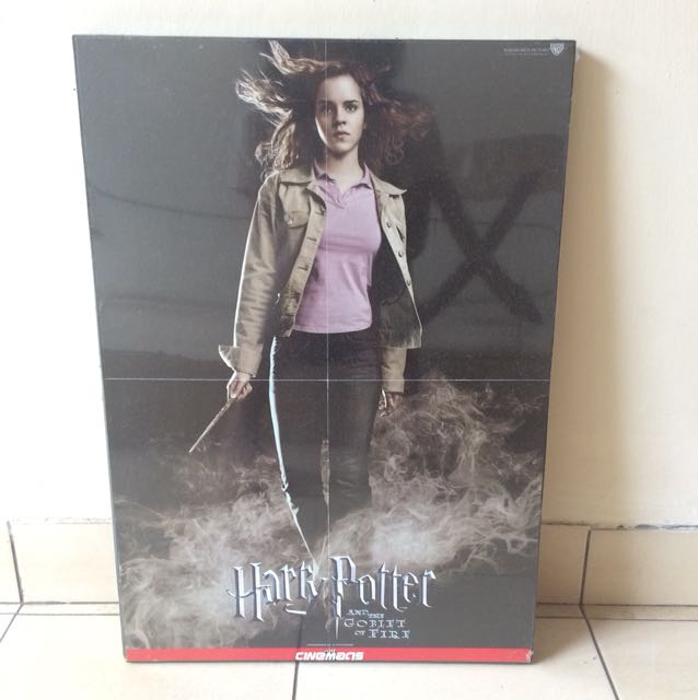 Poster Harry Potter and the Goblet of Fire (Hermione Granger)