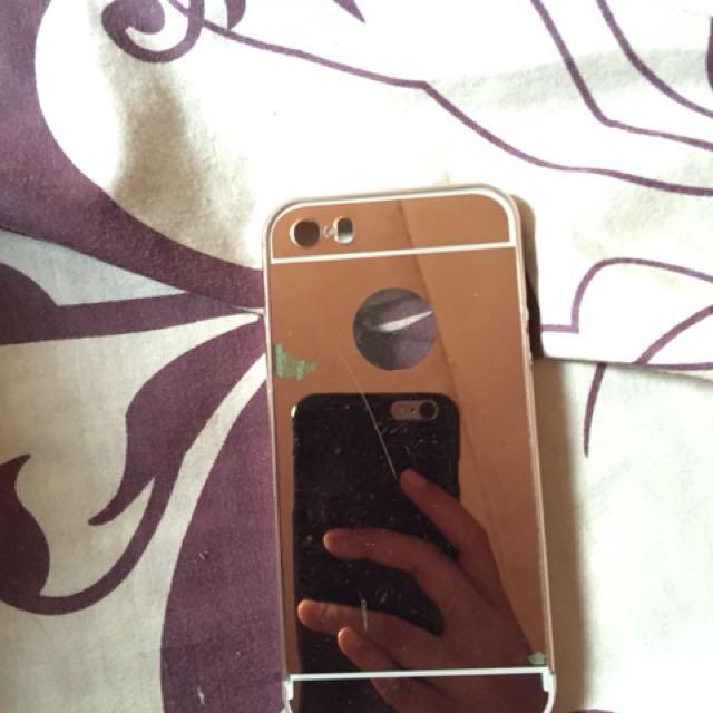 preloved miror case iphone 5s