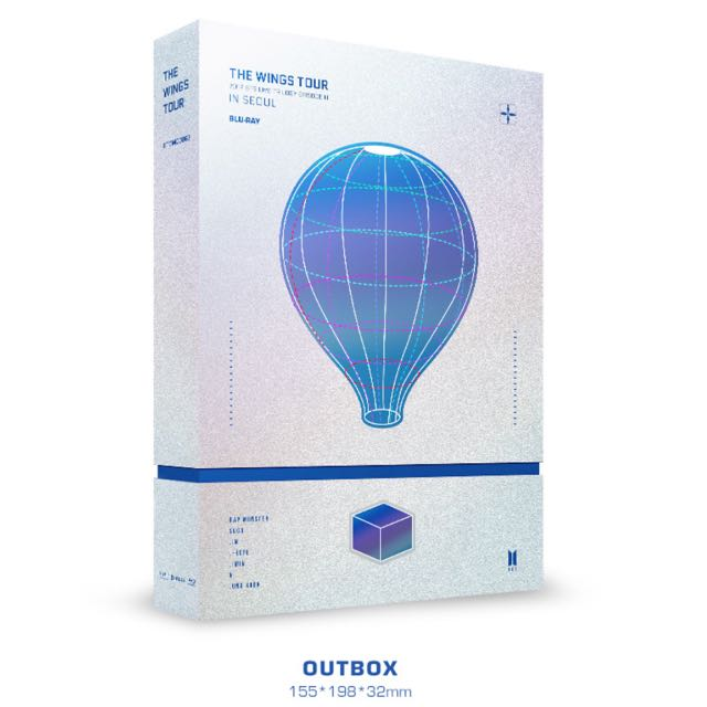 [PRE-ORDER] The Wings Tour BTS 2017 Live Trilogy Episode III in Seoul (BLU-RAY) + Free Gifts