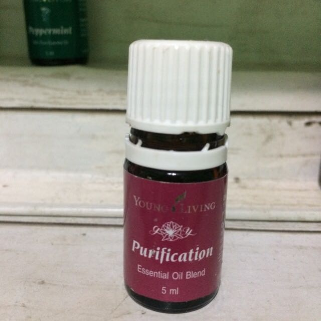 Purification Young Living 5ml ORI ( free botol roll on)