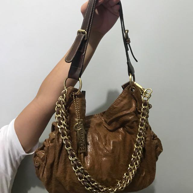 Rampage Brown Hobo Bag