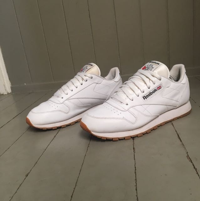 Reebok Classic Leather (white/gum) US:10