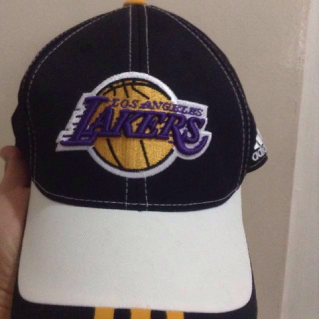 REPRICED!!!!Adidas (Lakers) Cap