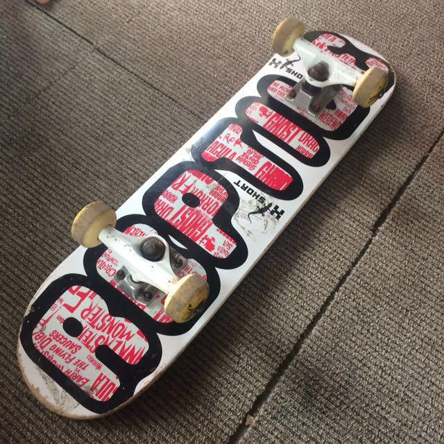 Reptile Skateboard